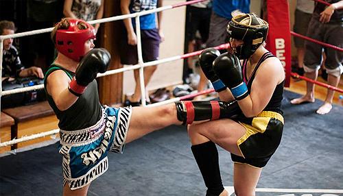 Kickboxen (FLINTA*)