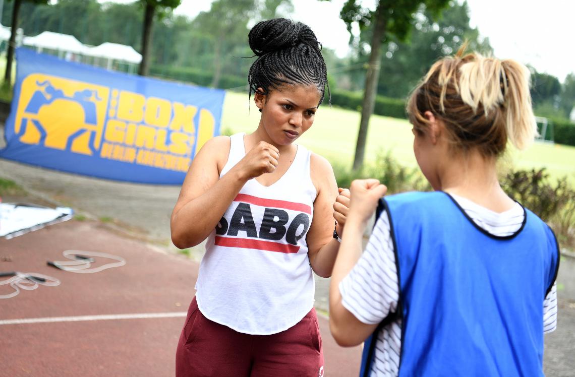 Soli-Training Boxen Frauen*